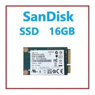 サンディスク(SanDisk)のRY-237-SanDisk SSD 16GB 4点(PCパーツ)