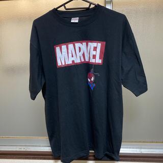 マーベル(MARVEL)のMARVEL スパイダーマン Tシャツ(Tシャツ/カットソー(半袖/袖なし))
