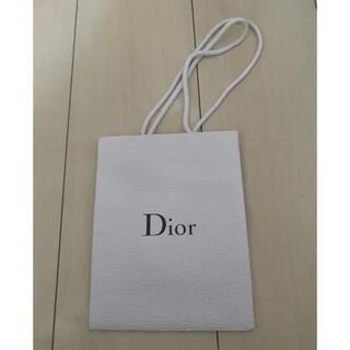 クリスチャンディオール(Christian Dior)のクリスチャンディオール ショップ袋 DIOR ショッパー ギフト プレゼント(ラッピング/包装)