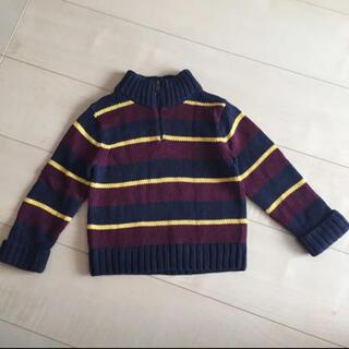 ラルフローレン(Ralph Lauren)の美品 ラルフローレン コットンセーター 18M(ニット/セーター)