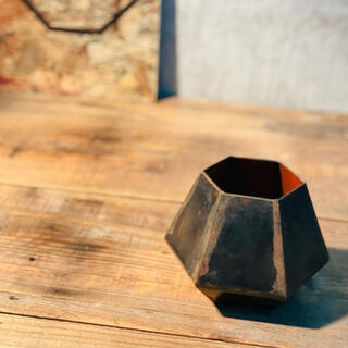 鉄鉢 WASPot アイアン家具 インテリア雑貨 塊根植物 鉢 観葉植物 男前(プランター)