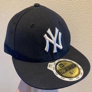 ニューエラー(NEW ERA)のNEW ERA ニューエラ キッズサイズ 6 3/8 51.1cm (帽子)