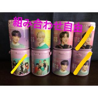 ボウダンショウネンダン(防弾少年団(BTS))のキシリトールガム BTS Smileボトル (K-POP/アジア)