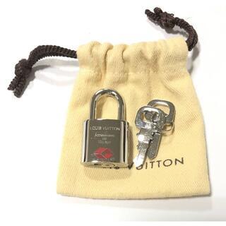 ルイヴィトン(LOUIS VUITTON)のLV  ルイ・ヴィトン  パドロック  南京錠  TSA マーク(その他)