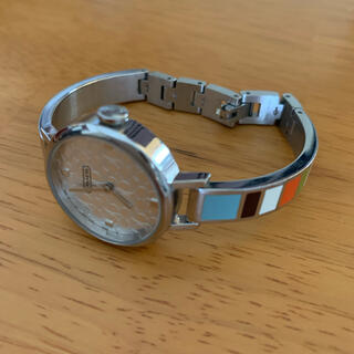COACH - コーチ 腕時計 レディース カラフルベルト