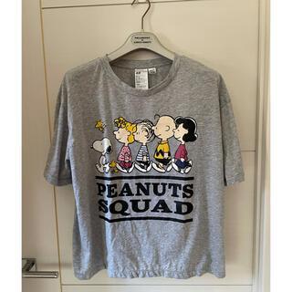 H&M  PEANUTS  Tシャツ L