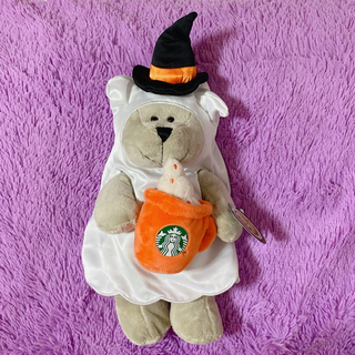 Starbucks Coffee - スターバックス ハロウィン 2021 べアリスタ ゴースト 限定 スタバ