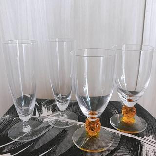 スガハラ(Sghr)のスガハラ ミニペアグラス2個 2セット(グラス/カップ)