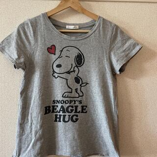 ローリーズファーム(LOWRYS FARM)のTシャツ スヌーピー(Tシャツ(半袖/袖なし))