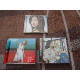 島谷ひとみ CD 『男歌』他 3枚セット(ポップス/ロック(邦楽))