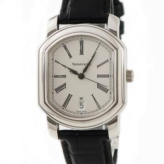 ティファニー(Tiffany & Co.)のティファニー  マーククーペ  自動巻き メンズ 腕時計(腕時計(アナログ))