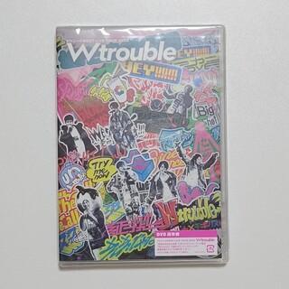ジャニーズWEST - ジャニーズWEST W trouble DVD