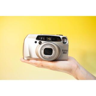 ペンタックス(PENTAX)の【完動美品】高性能フィルムカメラ Pentax Espio 160  (フィルムカメラ)