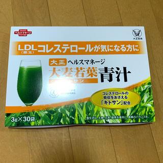 大正製薬 - 大正製薬ヘルスマネージ大麦若葉青汁キトサン 90g3g×30袋