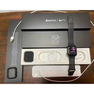 Apple Watch - Apple watch series4 44mm Nike wifiモデル