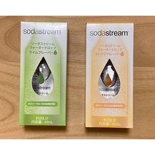 sodastream フレーバー