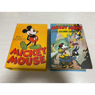 ディズニー(Disney)のディズニー 収納箱(キャラクターグッズ)