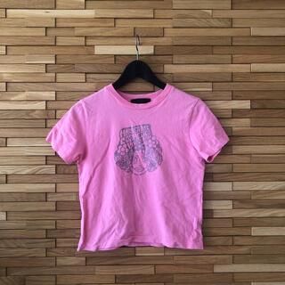 マリークワント(MARY QUANT)の90's〜00's マリークワント チビTシャツ(Tシャツ(半袖/袖なし))