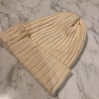 ロンハーマン(Ron Herman)のハイランド2000 コットン ニットキャップ ニット帽(ニット帽/ビーニー)
