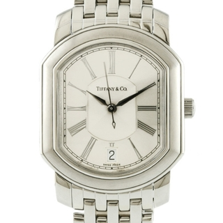 ティファニー(Tiffany & Co.)の【中古】ティファニー TIFFANY&Co. 腕時計  ステンレススチール(腕時計(アナログ))