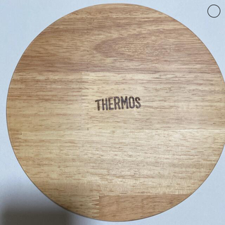 サーモス(THERMOS)のサーモス 木製プレート(収納/キッチン雑貨)