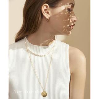 ドゥーズィエムクラス(DEUXIEME CLASSE)の新品未使用 MARIHA マリハ SunLionネックレス 62cm(ネックレス)