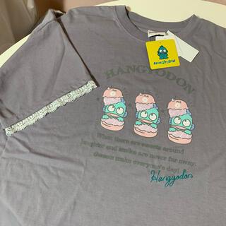 サンリオ(サンリオ)の【発送可】サンリオ ハンギョドン Tシャツ 3L 4L(Tシャツ(半袖/袖なし))