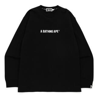 アベイシングエイプ(A BATHING APE)のA BATHING APE ロンT(Tシャツ/カットソー(七分/長袖))