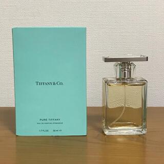 ティファニー(Tiffany & Co.)のピュア ティファニー 廃盤 香水(香水(女性用))