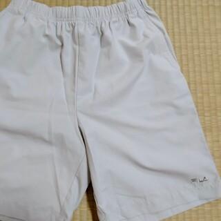 フィラ(FILA)のレディース半ズボン(ショートパンツ)