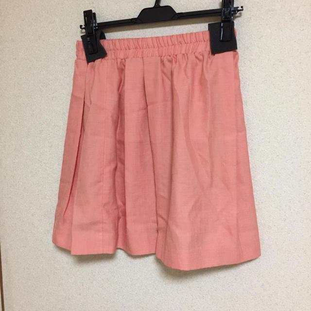 Rope' Picnic(ロペピクニック)のロペピクニック ピンクスカート レディースのスカート(ひざ丈スカート)の商品写真