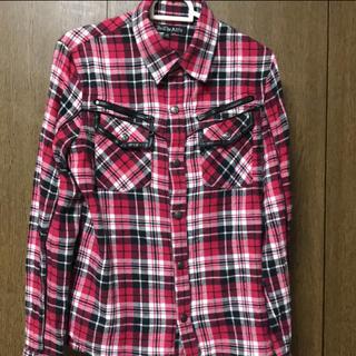 メンズ カジュアルシャツ ネルシャツ(シャツ)