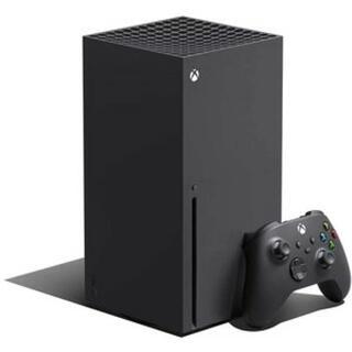 エックスボックス(Xbox)のXbox Series X 本体 Microsoft 新品未開封品(家庭用ゲーム機本体)