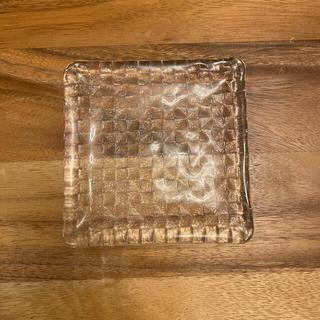 Sghr - Sghr グリッドプレート 15センチ 角型平皿 クリアー