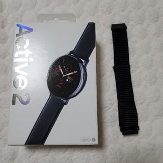 ギャラクシー(Galaxy)のGalaxy Watch Active2 44mm スマートウォッチ(腕時計(デジタル))