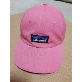 パタゴニア(patagonia)のPatagonia パタゴニア キャップ ピンク フリーサイズ STY38207(キャップ)