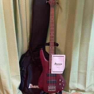 アイバニーズ(Ibanez)のSR500E-BM(エレキベース)