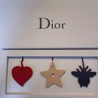 ディオール(Dior)のDior  ディオール  バックチャーム 3点(バッグチャーム)