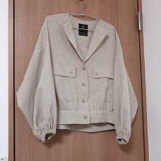 w closet - 【w closet】薄手ジャケット