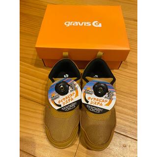 グラビス(gravis)のGRAVIS グラビス スニーカー 靴 TANKER.KLITE18cm 新品(スニーカー)