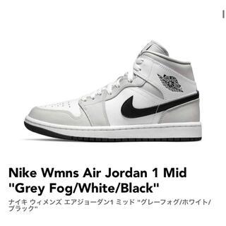 ナイキ(NIKE)のNike Air Jordan 1 Mid ナイキエアジョーダン1 ミッド (スニーカー)