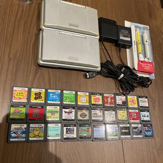 ニンテンドーDS - 任天堂DS本体、付属品、ソフト30本セット