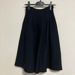 ルシェルブルー(LE CIEL BLEU)のルシェルブルー フレアスカート(ひざ丈スカート)