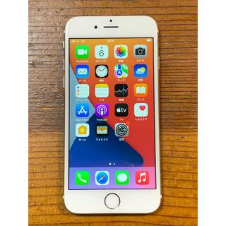 アップル(Apple)のiPhone 6s 64GB gold SIMフリー(スマートフォン本体)