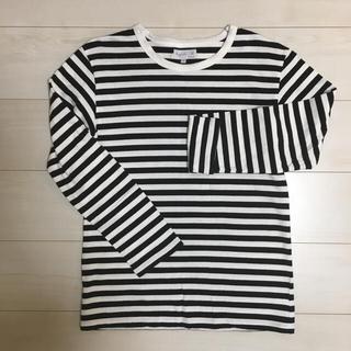 アニエスベー(agnes b.)の定番ボーダーT(Tシャツ(長袖/七分))