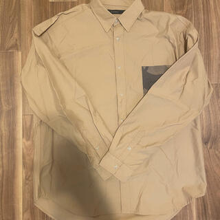 レイジブルー(RAGEBLUE)のRAGEBLUE ベージュシャツ(Tシャツ/カットソー(七分/長袖))