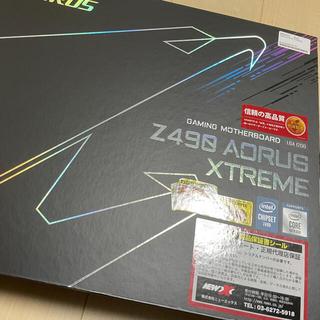 Z490 AORUS XTREME(Rev1.1)(PCパーツ)