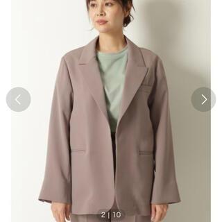 ミラオーウェン(Mila Owen)の即日配送❗️Mila Owen ミラオーウェン ジャケット定価¥15400(テーラードジャケット)