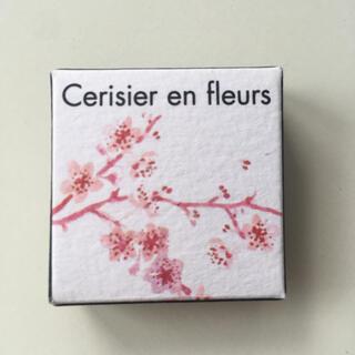 フラゴナール(Fragonard)のフラゴナール  チェリーブロッサム 練り香水 香水 フランス(香水(女性用))
