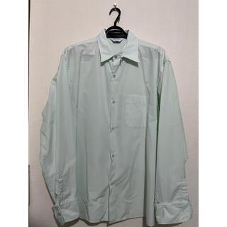 アンユーズド(UNUSED)のUNUSED 18SS US1389 TAKING ビッグシルエットシャツ(シャツ)